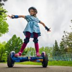 Qual è l'età migliore per un hoverboard?