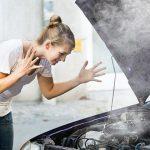 Cosa fare se l'auto va in ebollizione