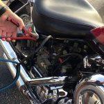 Cosa fare se la batteria della moto è scarica