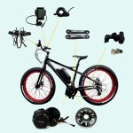 Come è fatta una bici elettrica: le parti componenti