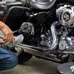 Come pulire le cromature di una moto da sporco e ruggine