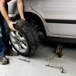 Quando conviene ruotare i pneumatici dell'auto?