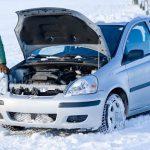 Perché l'auto non si avvia con il freddo?