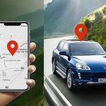 Come controllare la posizione dell'auto con il GPS