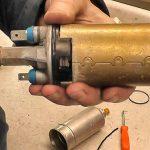 Come sostituire la pompa del carburante