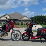 Meglio uno scooter o una moto per la città?