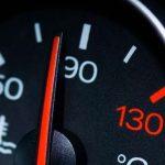 Qual è la temperatura normale del motore dell'auto?