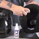 Come pulire il casco della tua moto