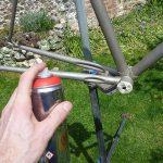 Come verniciare una bici da soli