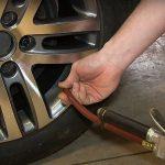 Posso guidare con pneumatici un po' sgonfi?