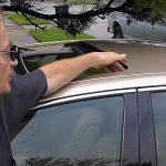 Cosa fare se dell'acqua va dentro l'auto?