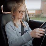 Come guidare un'auto per la prima volta?