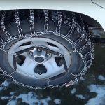 Le catene da neve danneggiano i pneumatici?